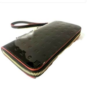 🆕 Arcadia Patent Leather Wallet Wristlet # 1607